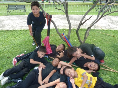 Arnis in Luneta